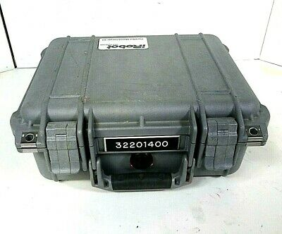 "Pelican hard Case with pre-cut foam - Interior 12"" x 9"" x 5"" - Free Shipping"