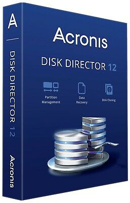 Acronis Disk Director 12.5 Key Lifetime Express Delivery