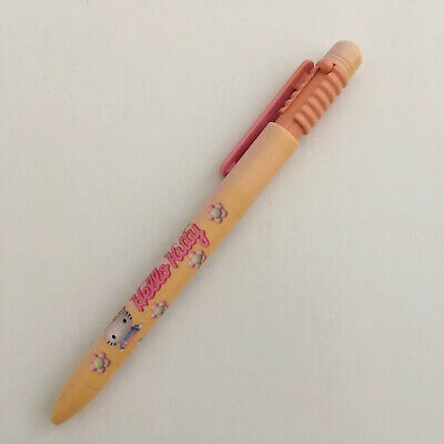 Vintage Hello Kitty 2 Way Pen & Mechanical Pencil~ Ink Is Dry 1998