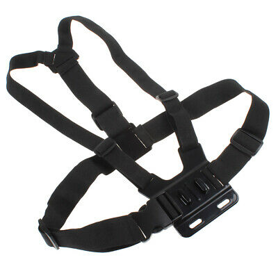 Adjustable Chest Strap Mount Chesty Harness Elastic Belt for GoPro Hero 1/2/3/3+