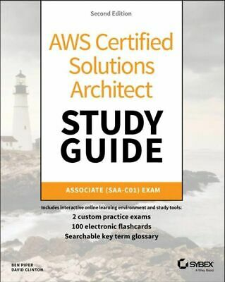 [P.D.F] AWS Certified Solutions Architect Study Guide, 2nd Edition