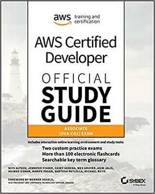[P.D.F] Aws Certified Developer Official Study Guide: Associate (Dva-C01) Exam