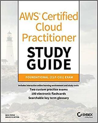 [P.D.F] Aws Certified Cloud Practitioner Study Guide: Clf-C01 Exam
