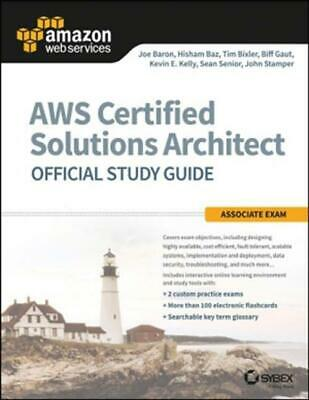 [P.D.F] AWS Certified Solutions Architect Official Study Guide