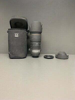 Sigma 70-200Mm 1:2.8D Apo Dg Hsm Lens For Nikon (86406)