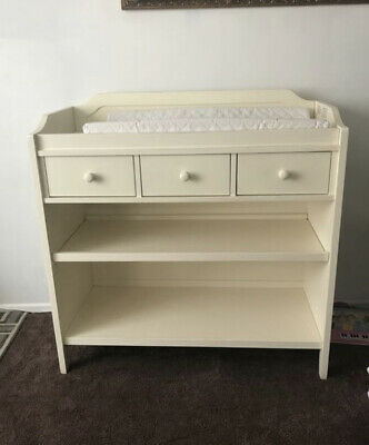 pottery barn Baby Changing Table