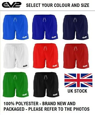 Mens, Womens, Boys, Girls Kids Football, Rugby, Running, Sports Shorts S to XXL