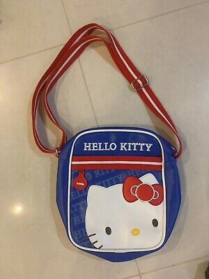 Hello Kitty Sanrio Kids Medium Cross body Shoulder Adjustable Bag