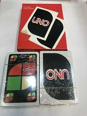 Uno Card Game 112 Playing Cards Family Children Friend  Fun Party