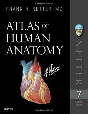 Atlas of Human Anatomy By Frank H. Netter 🔥 (P.D.F) 🔥 Fast Delivery