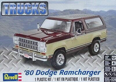 REVELL® 14372 ´80 Dodge Ramcharger in 1:24