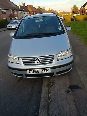 Volkswagen Sharan 2.0TDI SE Mot Tested Quick Sale
