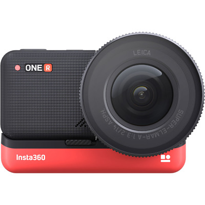 Insta360 ONE R 1-Inch Edition Action Camera With Leica Lens