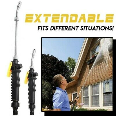 Dual High-Pressure Washer Nozzle Washing Water Power Washer Air Conditioning Ran