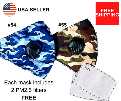 Fashion Bandana Face Mask Protection Mask Cover Reusable Washable Unisex