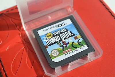 New Super Mario Bros. (Nintendo DS, 2006), Game card only