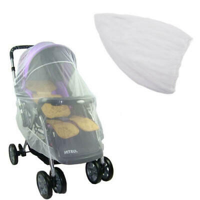 Baby Stroller Pushchair Mosquito Insect Shield Net Safe Infants Protection Cover