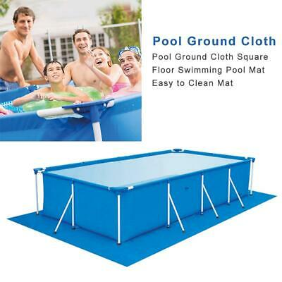 Large Paddling Garden Pool Kids Fun Inflatable Family Swimming Patio Mat Outdoor