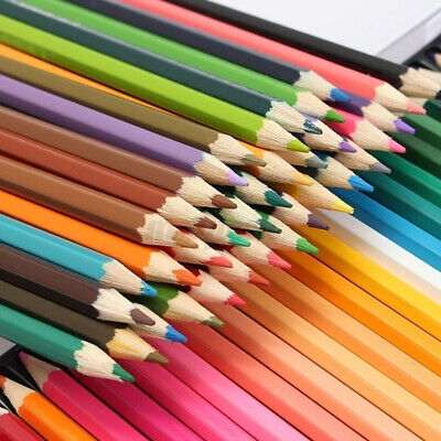 1 Set Colouring Sketch Pencils Set Oil Based Drawing Charcoal Pencil Artist