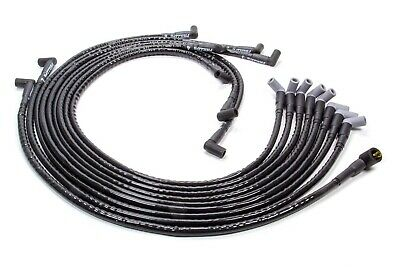WOODY WIRES SBC Plug Wires HEI Type Around Front S813