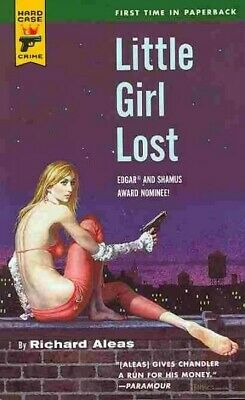 Little Girl Lost, Paperback by Aleas, Richard, Like New Used, Free shipping i...