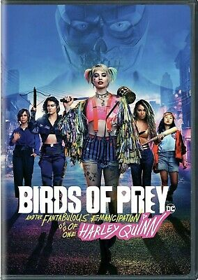 Birds of Prey (DVD.2020) NEW Action, Adventure PRE-ORDER SHIPS ON 05/12/2020