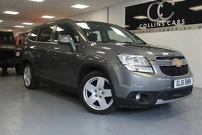CHEVROLET ORLANDO  LTZ Grey Manual Petrol, 2012