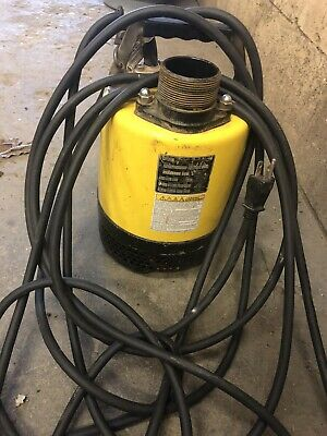 "Wacker Nueson 2"" Submersible Pump"