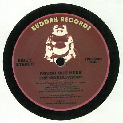 """MODULATIONS, The - Rough Out Here (Record Store Day 2019) - Vinyl (7"""")"""