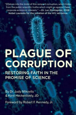 Plague of Corruption by Kent Heckenlively, Judy Mikovits 2020 (DIGITAL BOOK)