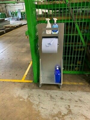Portable Cleaning Station | Automotive | Healthcare | Construction | Industry