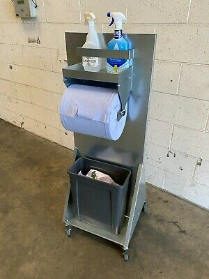 Industrial Portable Cleaning Station £95 plus VAT