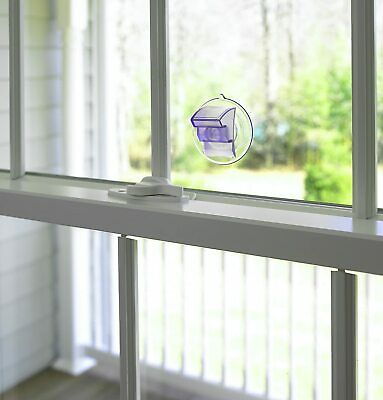 4 Parent Units Super Stopper for Windows and Doors - Baby Proofing