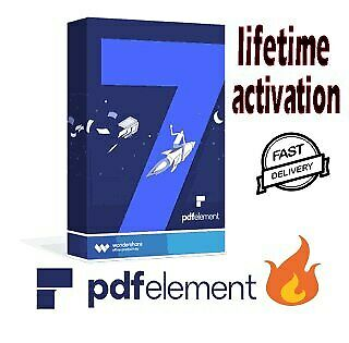 🔑 Pdf Element Pro 7 Full Version 🔑 Best Pdf Editor/Creator/Converter🔥