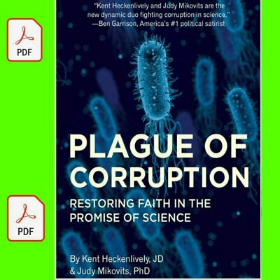 📚 Plague of Corruption by Kent Heckenlively, Judy Mikovits 2020 P.D.F 📚