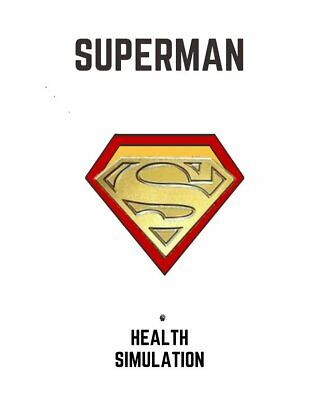 Superman Health Simulation