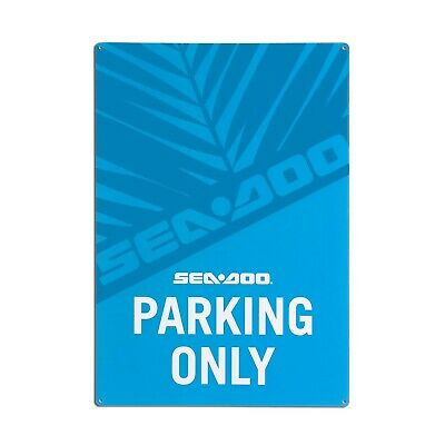 """SEA-DOO PARKING ONLY SIGN 20"""" by 14"""" - B100040000"""