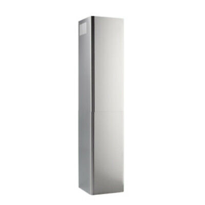 Broan FXNE58 Ducted or Non-Ducted Flue Extension for 10ft. - Stainless Steel