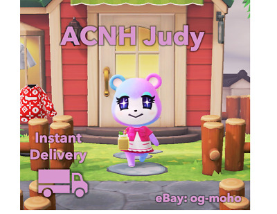 Animal Crossing New Horizons - Judy + 300 NMT *INSTANT DELIVERY*