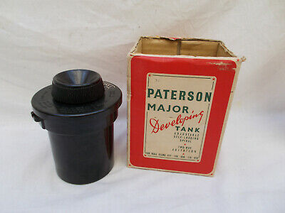 Vintage Paterson Major Developing Tank - Photography