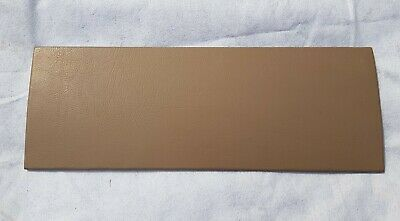Range rover classic Door Card Pocket,  Sorrel Brown  x 2