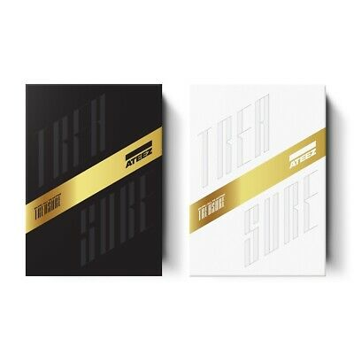 ATEEZ - TREASURE EP.FIN : All To Action CD+Photobook+Photocards+Tracking no.