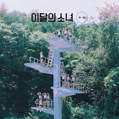 [Reissue] MONTHLY GIRL LOONA - + + [Normal B ver] CD+Photocard+Gift+Tracking no.