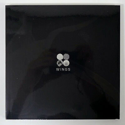 BTS - WINGS  [I ver.] CD+Photobook+Photocard+Folded Poster+Free Gift+Tracking no
