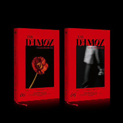 DAY6 - The Book of Us:The Demon [2 versions SET]+2PO Benefit+2Poster+FREE SHIP