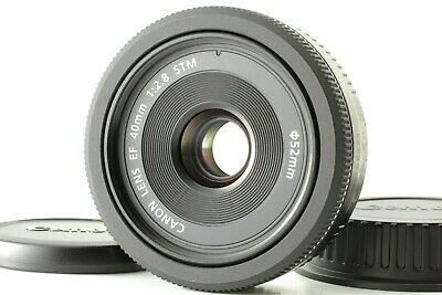 【 MINT 】Canon EF 40mm f/2.8 STM Pancake Lens for Canon SLR from JAPAN 11