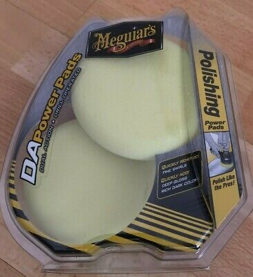 Meguiars  DA Polishing Pads G3508INT 2 Packs