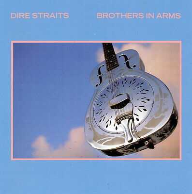 Dire Straits-Brothers In Arms CD Album 1985 with Booklet