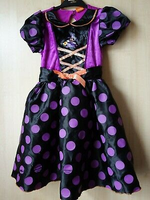 Gorgeous Minnie Mouse Halloween outfit from TESCO for 5-6 year old girl