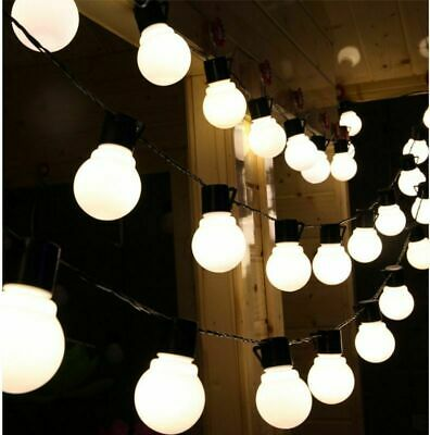 Outdoor Garden Party Festoon Led Bulb Wedding String Lights